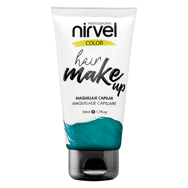 NIRVEL Hair make up Aquamarine