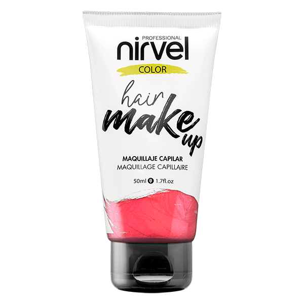 NIRVEL Hair make up Coral