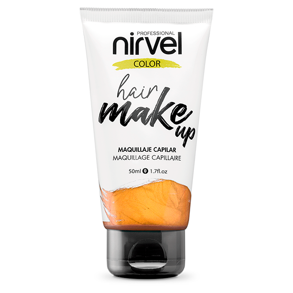 NIRVEL Hair make up Golden