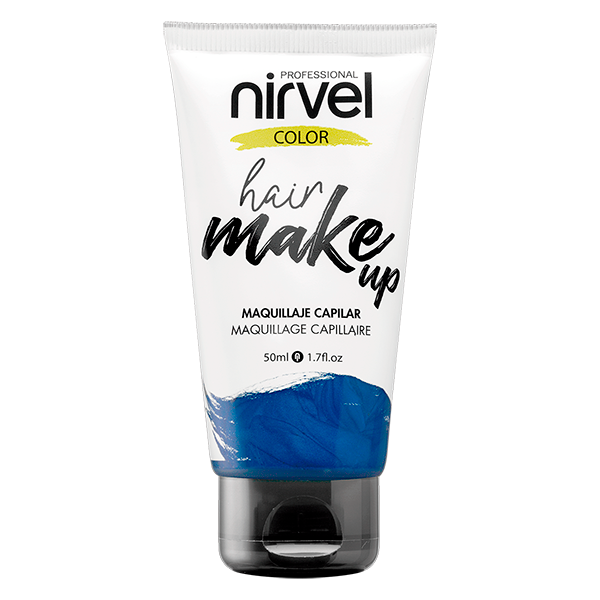 NIRVEL Hair make up Cobalt