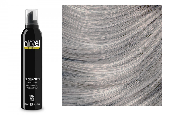 NIRVEL Color mousse – pena PEARL